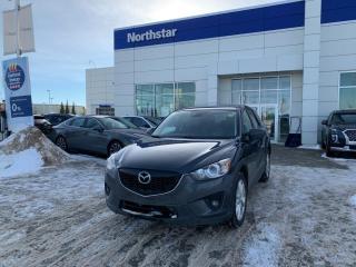 Used 2014 Mazda CX-5 GT AWD LEATHER/SUNROOF/NAV/HEATEDSEATS/BACKUPCAM/BLUETOOTH for sale in Edmonton, AB