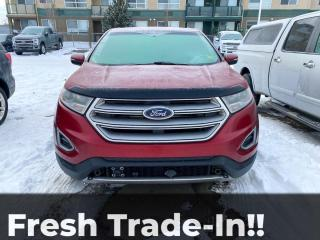 Used 2015 Ford Edge SEL for sale in Red Deer, AB
