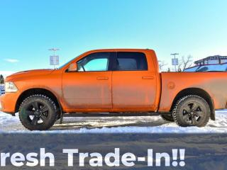 Used 2017 RAM 1500 SPORT 4X4 CREW CAB 5.7L V8 for sale in Red Deer, AB