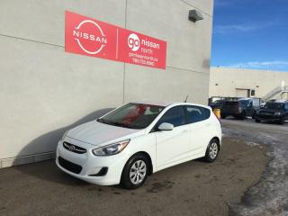 Used 2016 Hyundai Accent LE for sale in Edmonton, AB