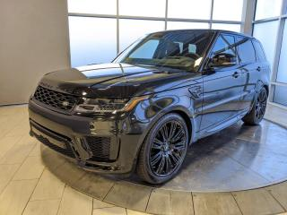 New 2021 Land Rover Range Rover Sport AUTOBIOGRAPHY - 2021 for sale in Edmonton, AB