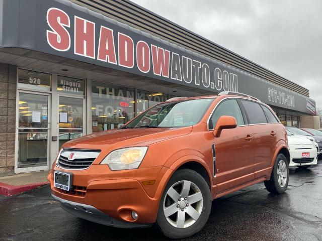 2008 Saturn Vue V6 XR - CD/AM/FM/ CLIMATE CONTROL/ #1 DEALER