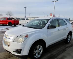 Used 2010 Chevrolet Equinox LS for sale in Estevan, SK