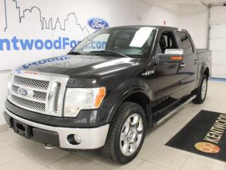 Used 2010 Ford F-150 Lariat for sale in Edmonton, AB