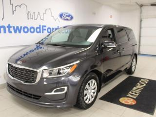 Used 2019 Kia Sedona L | 7 Seater | Low KM | Local ONE OWNER Trade! for sale in Edmonton, AB