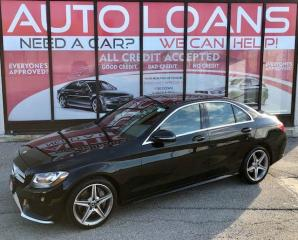 Used 2017 Mercedes-Benz C-Class C 300-ALL CREDIT ACCEPTED for sale in Toronto, ON