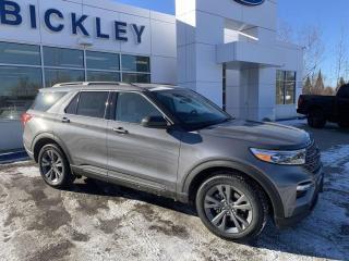 New 2021 Ford Explorer XLT for sale in Huntsville, ON