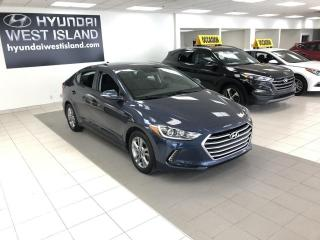 Used 2017 Hyundai Elantra GL AUTO A/C BT CRUISE CAMERA APPLE PLAY for sale in Dorval, QC