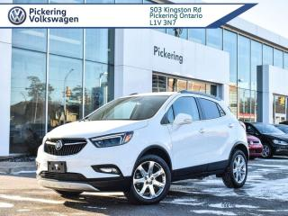 Used 2018 Buick Encore ESSENCE AWD! LOADED! ROOF + NAV for sale in Pickering, ON