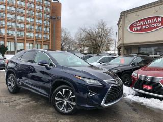 Used 2016 Lexus RX 350 PREM +LUXURY PKG | NAVI | CAM | for sale in Scarborough, ON