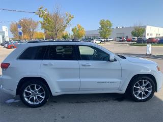 Used 2015 Jeep Grand Cherokee Summit for sale in Winnipeg, MB