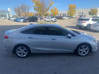 Used 2017 Chevrolet Cruze Premier for sale in Winnipeg, MB