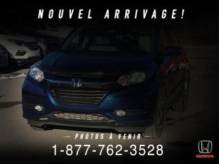 Used 2017 Honda HR-V EX + AWD + TOIT + A/C + MAGS + WOW! for sale in St-Basile-le-Grand, QC