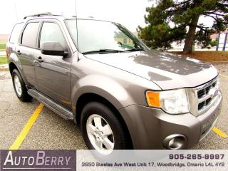 Used 2010 Ford Escape XLT - AWD - 3.0L for sale in Woodbridge, ON