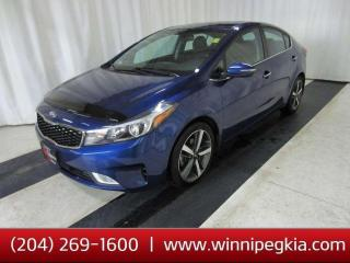 Used 2017 Kia Forte EX+ for sale in Winnipeg, MB