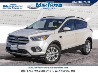 Used 2018 Ford Escape SEL AWD for sale in Winnipeg, MB
