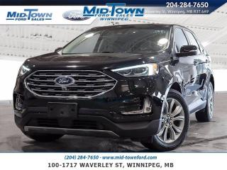 Used 2019 Ford Edge Titanium AWD for sale in Winnipeg, MB