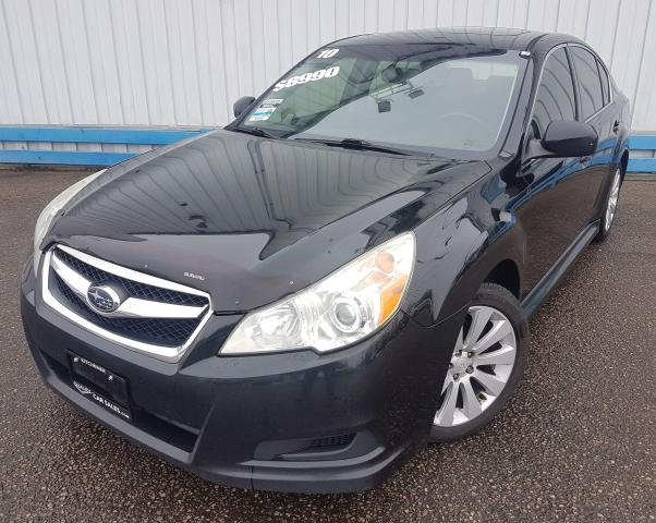 2010 Subaru Legacy 2.5i Limited *LEATHER-SUNROOF* AWD