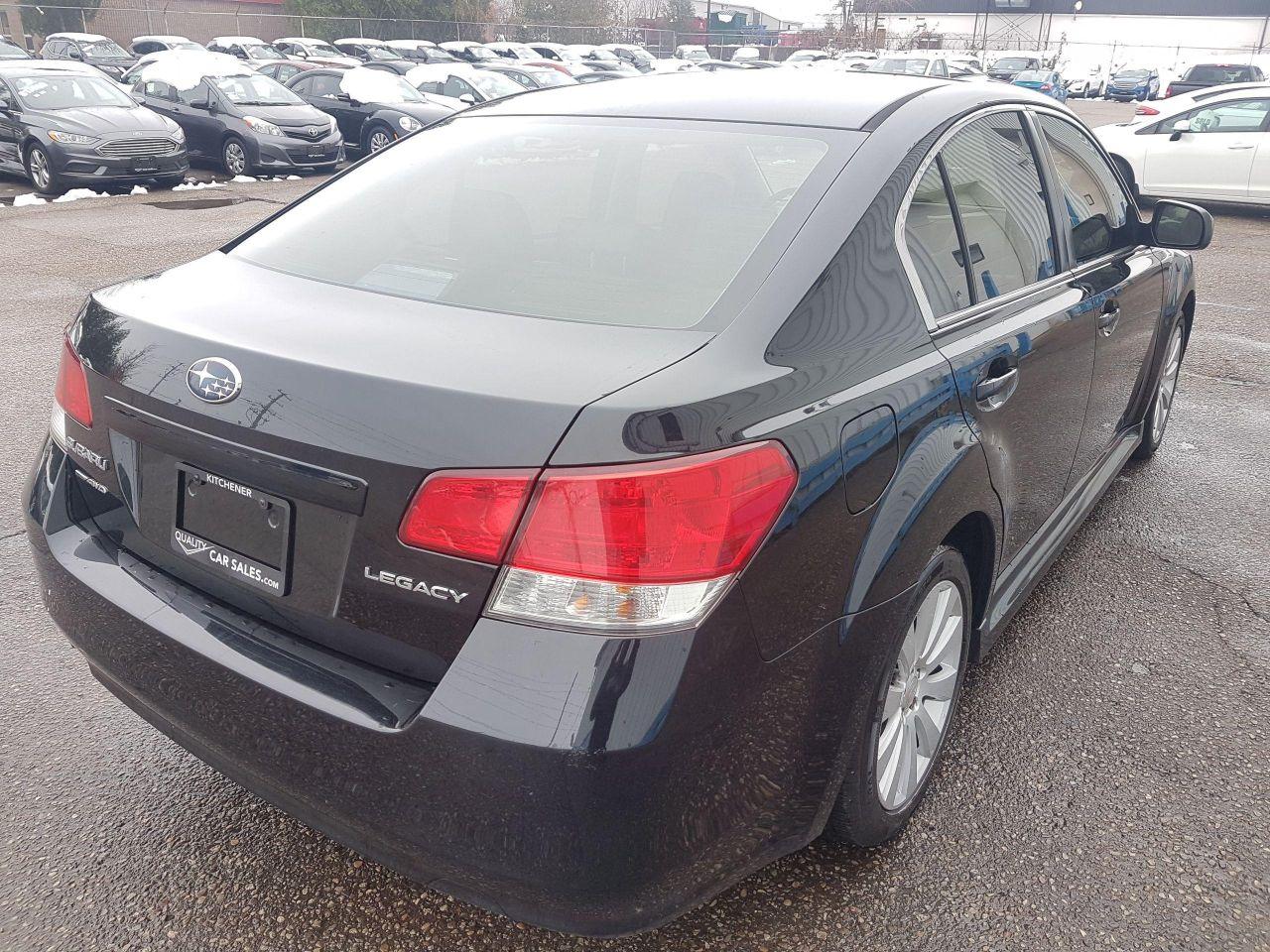 2010 Subaru Legacy