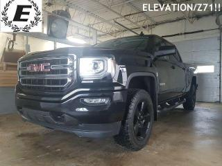 Used 2018 GMC Sierra 1500 SLE/ELEVATION/Z71!! for sale in Barrie, ON
