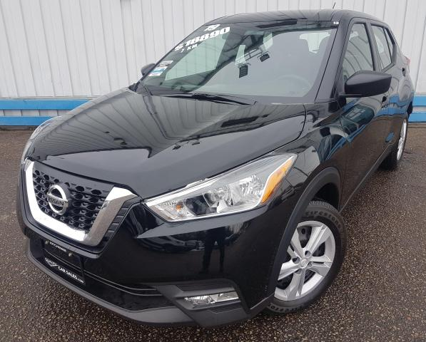 2019 Nissan Kicks S *ONLY 7,000 KM*