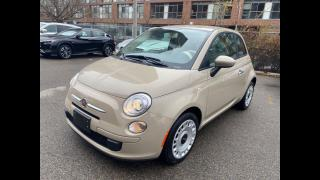 Used 2012 Fiat 500 Pop/AUTO/POWERWINDOWS/KEYLESS/CERTIFIED for sale in Toronto, ON