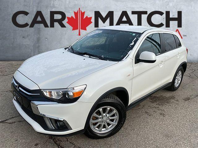 2018 Mitsubishi RVR SE / AWD / NO ACCIDENTS