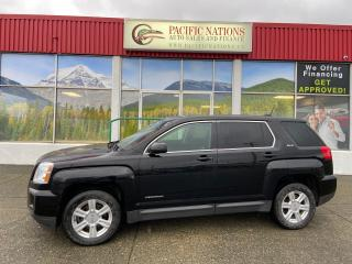 Used 2016 GMC Terrain SLE for sale in Campbell River, BC