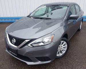 Used 2017 Nissan Sentra 1.8 SV *SUNROOF* for sale in Kitchener, ON