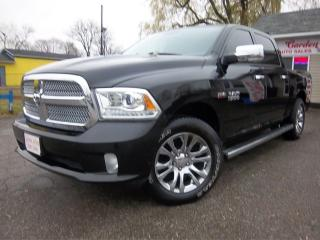 Used 2014 RAM 1500 Longhorn LIMITED for sale in Oshawa, ON