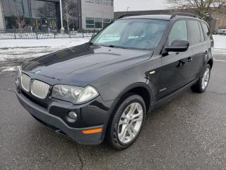 Used 2010 BMW X3 30i for sale in North York, ON