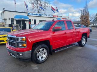 Used 2015 Chevrolet Silverado 1500 LT-Z71-4x4 for sale in Stoney Creek, ON