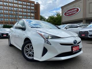 Used 2017 Toyota Prius HYBRID   BACK UP CAM   HEATED SEATS   BLUE TOOTH   for sale in Scarborough, ON