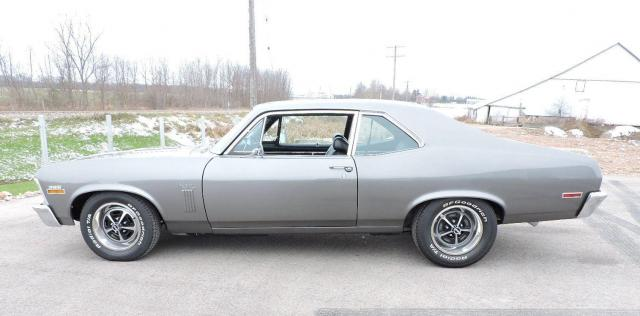 1970 Chevrolet Nova SS 396 Automatic Free winter storage