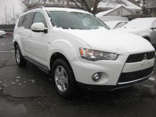 Used 2012 Mitsubishi Outlander LS AWD 7pass Rev Cam AC PL PM PW Cruise for sale in Ottawa, ON