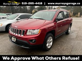 Used 2013 Jeep Compass Sport for sale in Guelph, ON