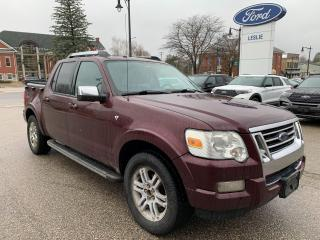 Used 2007 Ford Explorer Sport Trac LIMITED for sale in Harriston, ON