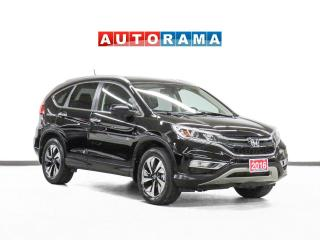 Used 2016 Honda CR-V EX AWD Backup Camera Sunroof Heated Seats for sale in Toronto, ON