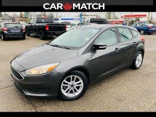 Used 2015 Ford Focus SE / AUTO / HTD SEATS / 53,962 KM for sale in Cambridge, ON