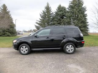 Used 2012 Mitsubishi Outlander SE V6 4WD for sale in Thornton, ON