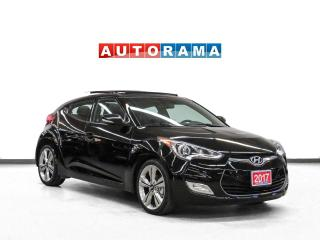 Used 2017 Hyundai Veloster Tech Navigation Sunroof Backup Camera for sale in Toronto, ON