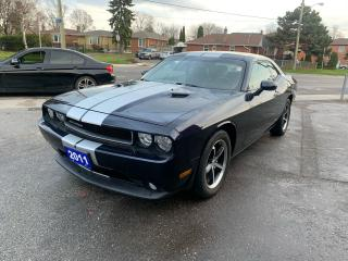 Used 2011 Dodge Challenger LT for sale in Scarborough, ON