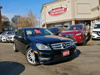 Used 2012 Mercedes-Benz C-Class C 250 for sale in Scarborough, ON