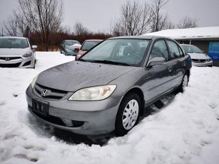 Used 2004 Honda Civic LX for sale in Ottawa, ON