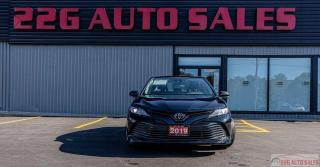 Used 2019 Toyota Camry LE|ACCIDENT FREE|CAR PLAY|BACKUP CAM|ALLOY for sale in Brampton, ON