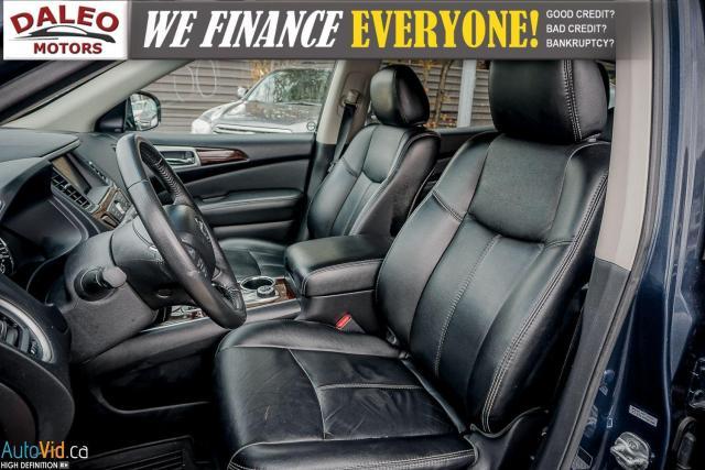 2015 Nissan Pathfinder SL / 7 PASS / LEATHER / HEATED SEATS / LOADED Photo11