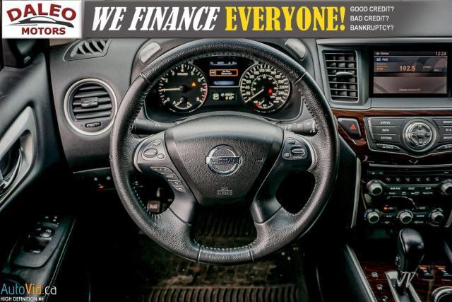 2015 Nissan Pathfinder SL / 7 PASS / LEATHER / HEATED SEATS / LOADED Photo15