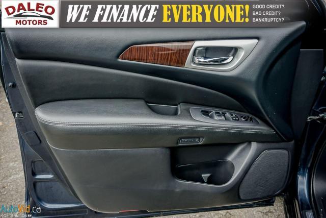 2015 Nissan Pathfinder SL / 7 PASS / LEATHER / HEATED SEATS / LOADED Photo18