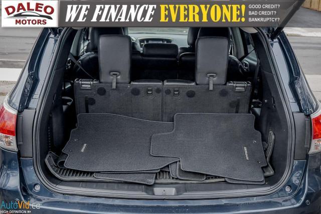 2015 Nissan Pathfinder SL / 7 PASS / LEATHER / HEATED SEATS / LOADED Photo27