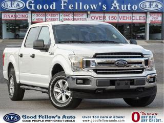 Used 2018 Ford F-150 XLT SUPERCREW,6 PASS, 3.3L 6CYL, 4WD, BACKUP CAM for sale in Toronto, ON